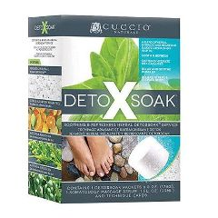 Cuccio Naturale Detoxsoak Starter Kit
