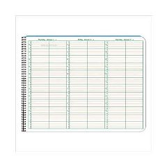 Patterson Office Supplies 2016 Appointment Books 8-1/2 X 11 - 15 Minute Intervals