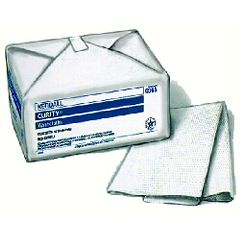 "Curity Dry Washcloths - 12.25""  x  13"""