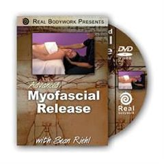 Real Bodywork Advanced Myofascial Release DVD By Sean Riehl