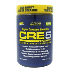 Super Creatine Complex MHP Super Creatine Complex CRE5 Energy - Lemon Lime