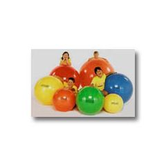 "Sammons Preston Gymnic Ball Diameter-29"" (74cm)"