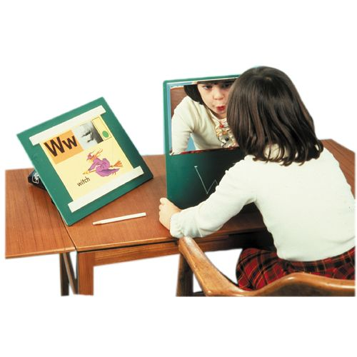 Fabrication Glassless Mirror, Free-Standing, 12 X 16 Inch Panel Model 141 570838 00