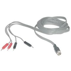 Chattanooga Lead Wires For Intelect Legend Series Units, Channels 1 & 2