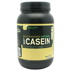 Gold Standard Optimum Nutrition Gold Standard Natural 100% Casein - French Vanilla