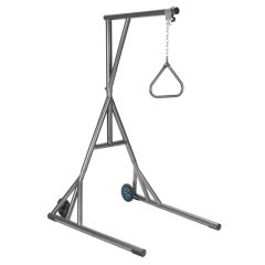 Drive Heavy Duty Silver Vein Trapeze with Base and Wheels