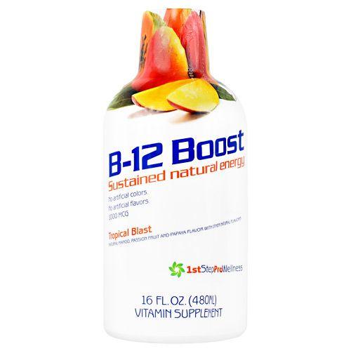 1st Step for Energy B12 - Tropical Blast Model 465 582781 02