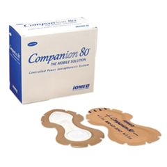 Iomed Iontophoresis System - Companion 80 1.1cc, Pack Of 6