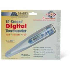 Mabis DMI Thermometer Probe Covers For Mabis, 100/Bx