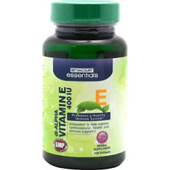 Betancourt Essentials Vitamin E 100 Tablets