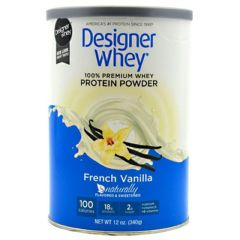 Designer Protein Designer Whey - French Vanilla