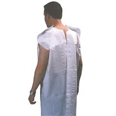 TIDI Products White Disposable Gowns