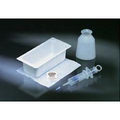 Bard Piston Syringe Irrigation Tray - 70cc Piston Syringe