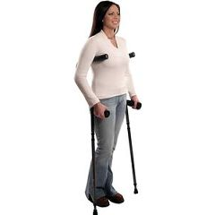 Stander Inc StanderMillennial Crutches - Underarm or Forearm