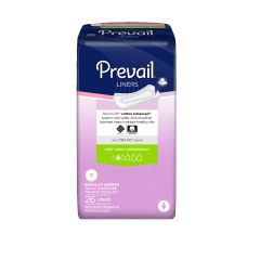 Prevail - First Quality Prevail Pantiliners - Very Light
