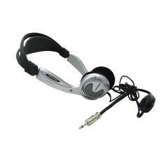 Cardionics Traditional-Style Stethoscope Headphone