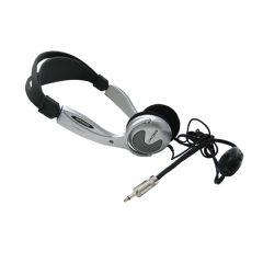 Cardionics Traditional-Style Stethoscope Headphone