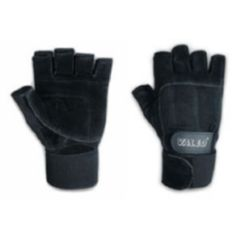 Valeo All Purpose Lifting Glove With Wrist Wrap