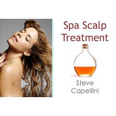 Castine Consulting Steve Capellini Ce Course - Spa Scalp Treatments