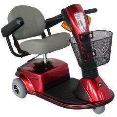Zip'r Breeze 3 Wheel Heavy Duty Scooter