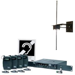Listen Technologies Corp. Listen Technologies Performance FM 216MHz System