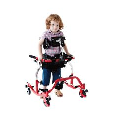 """Fabrication Comet Anterior Gait Trainer, Small (Tyke), Width 22"""", Height 17""""-20"""""""