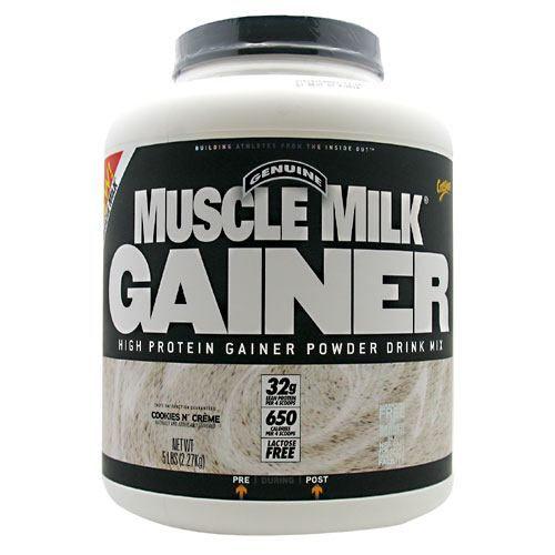 CytoSport Muscle Milk Gainer - Cookies n' Creme Model 827 583598 01
