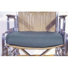 "QualCare™ Sit-Straight™ Basic CUSH,SIT-STRAIGHT,16""X18"""