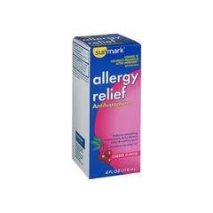Sunmark Allergy Relief Liquid