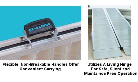 EZ-Access Suitcase Ramps - Signature Series