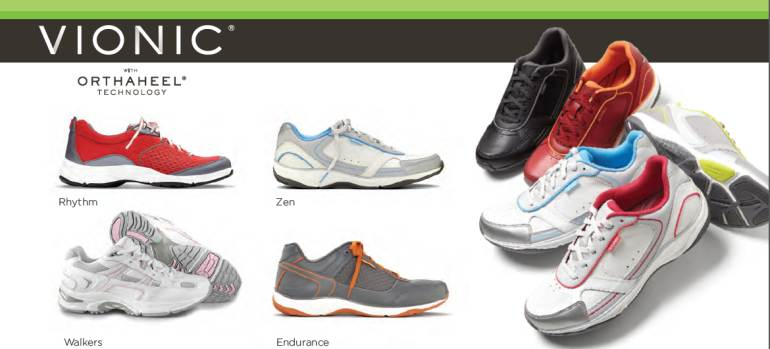 Vionic Walking Shoes