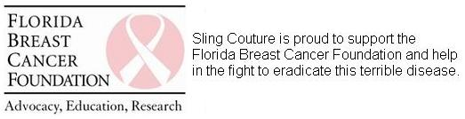 Sling Couture Breast Cancer Awareness