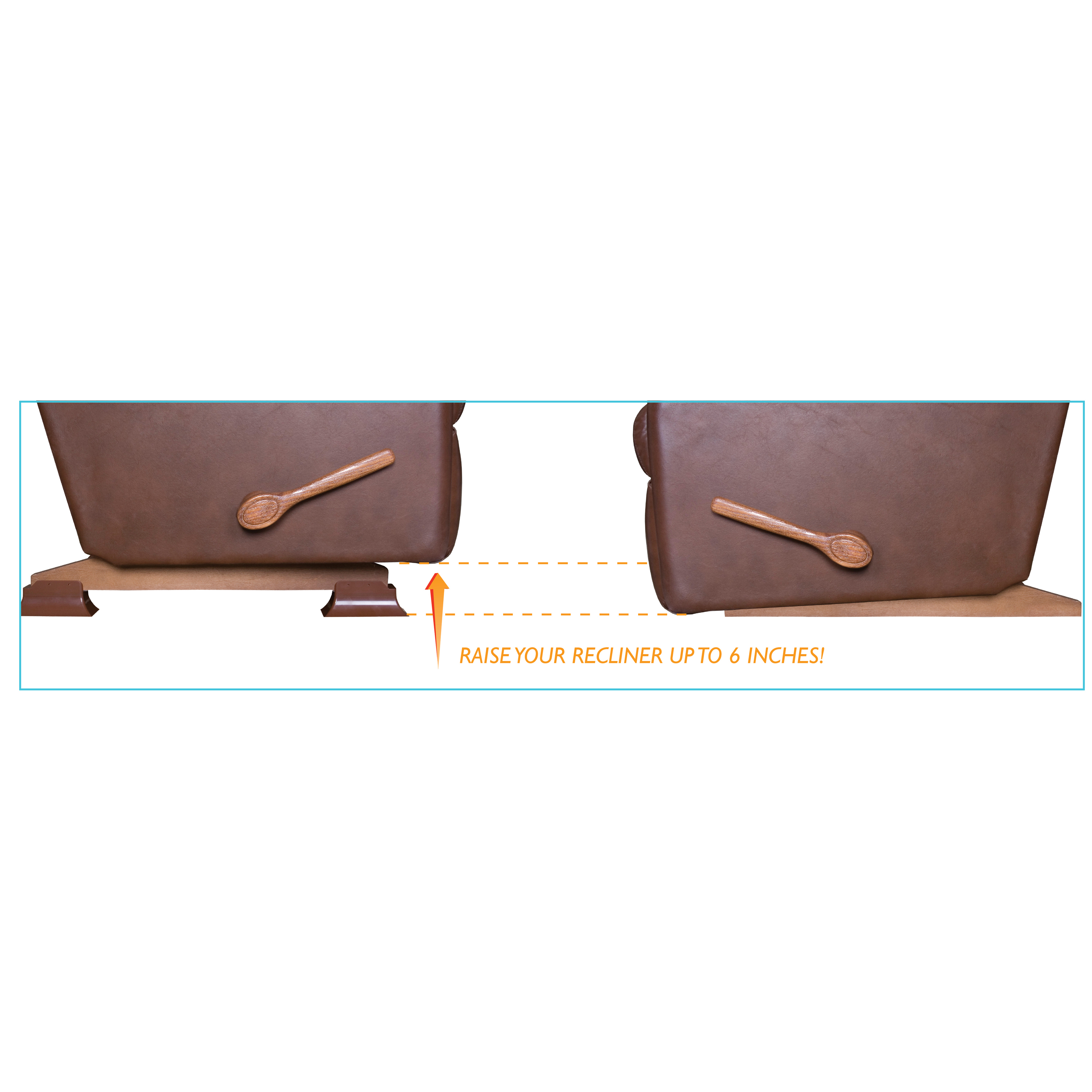 Recliner risers for Chair risers