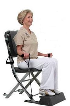VQ ActionCare Resistance Chair Exercise /& Rehabilitation System Low Impact