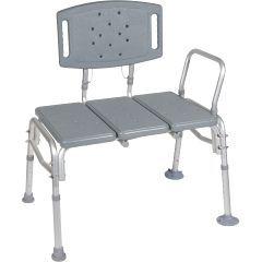 Bariatric Transfer Bench - 500 lb Capacity - Each