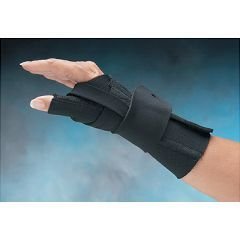 Comfort Cool Wrist Brace with Thumb CMC Splint