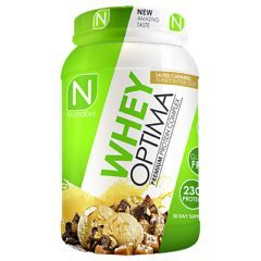 Nutrakey Whey Optima - Salted Caramel Peanut Butter Cup