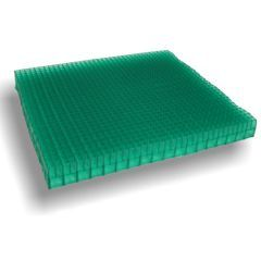 EquaGel Straight Comfort Cushion - 2-Stage Gel Cushion for Wheelchairs