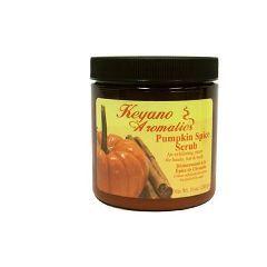 Keyano Pumpkin Spice Scrub