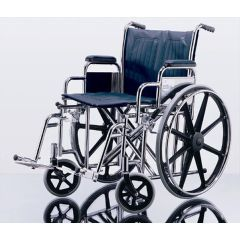Excel Extra-Wide Bariatric Wheelchair, 24