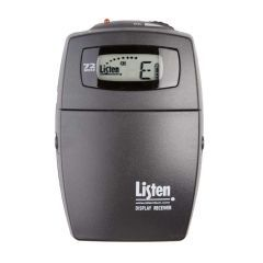 Listen Technologies LR-400 Personal Receiver 72MHz - Listen Technologies LR-400 Personal Receiver 72MHz