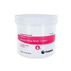 Sween Cream Moisturizing Body Cream, Coloplast  - 12 oz jar