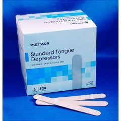 Wood Tongue Depressors 6