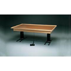 Bailey Hi-Low Mat Tables/Electric - Raised Rim, No Mat