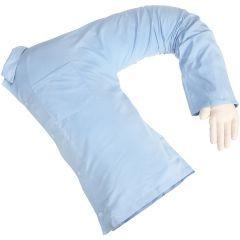Blue Boyfriend Pillow - Boyfriend Body & Arm Pillow - Companion Pillow
