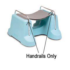 Handrail Kit for Maddacrawler Ambulatory Aid - Each