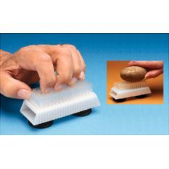 Nail Brush with Suction Cup Base - Each