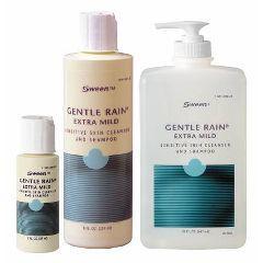 Gentle Rain Extra Mild - Skin Cleanser and Shampoo