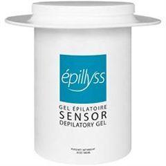 Epillyss Sensor Depilatory Gel Lukewarm Wax 20 oz - Each