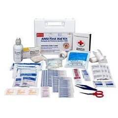 ANSI First Aid Kit - 25 Person - 25-person 110-Piece
